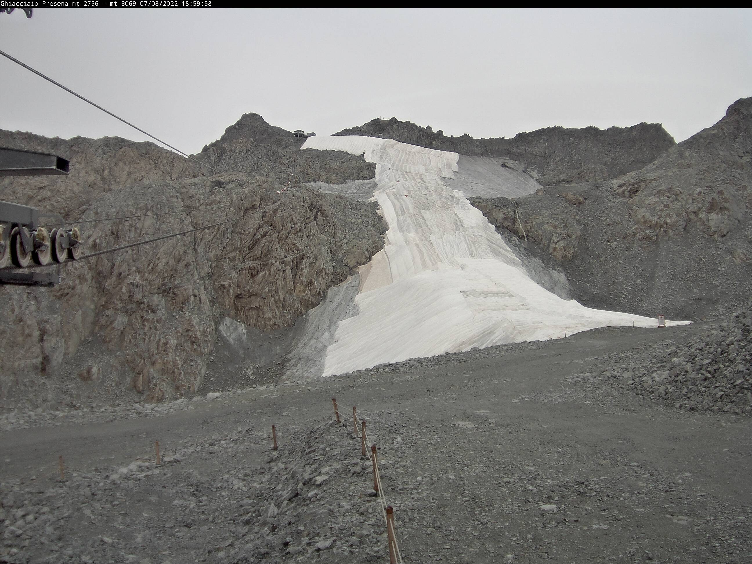 Guarda le Webcam del Tonale Presena